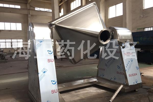 HF系列方锥型混料机