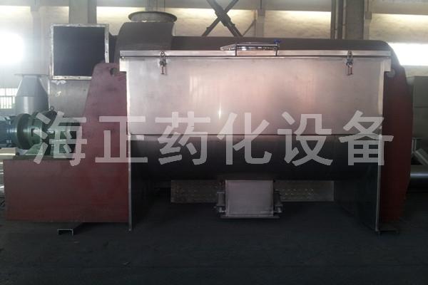 WDLH系列卧式螺带混料机